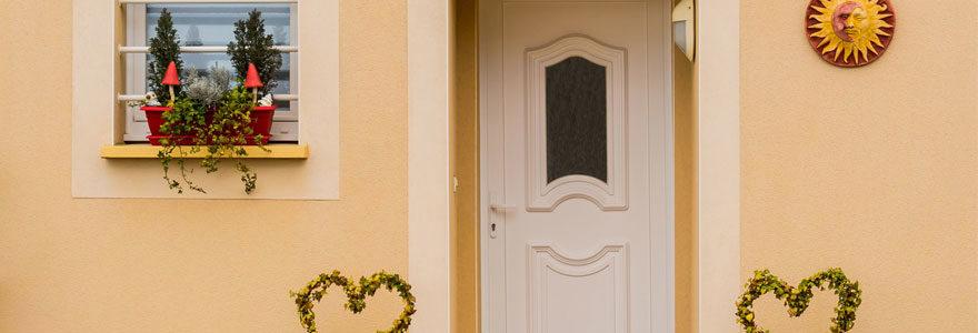 Portes et des fenêtres en PVC