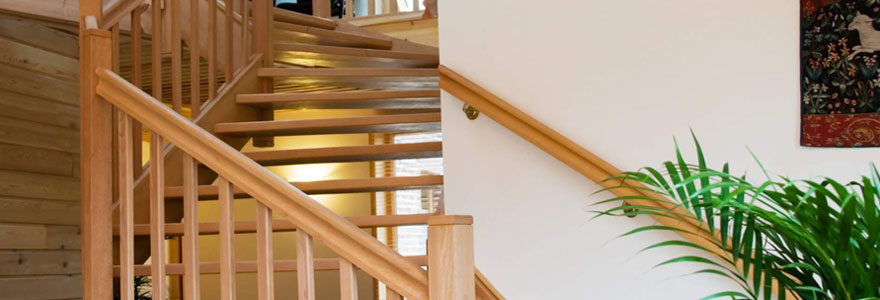 Un escalier sur-mesure